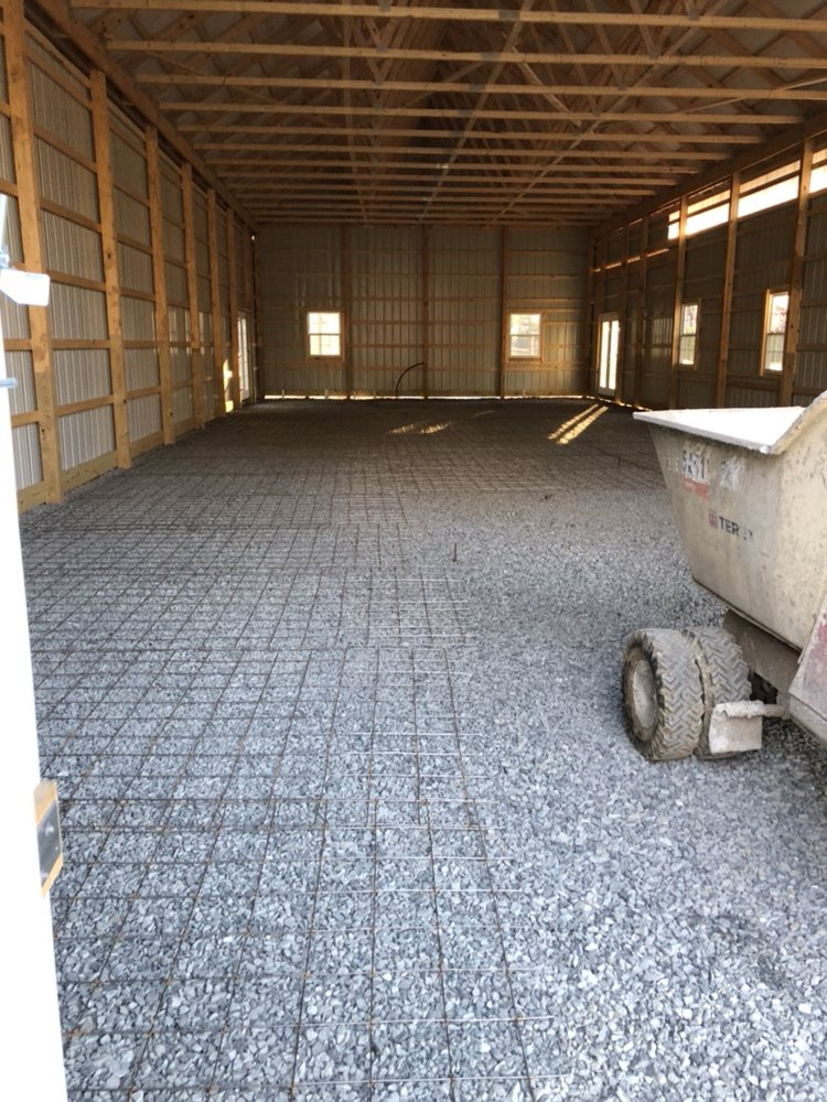 Chester County Flatwork Construction: Honey Brook, PA