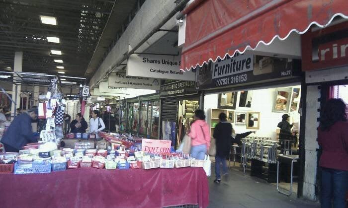 Queens Market