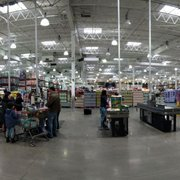 Panoramic Photo Of Costco Wholesale
