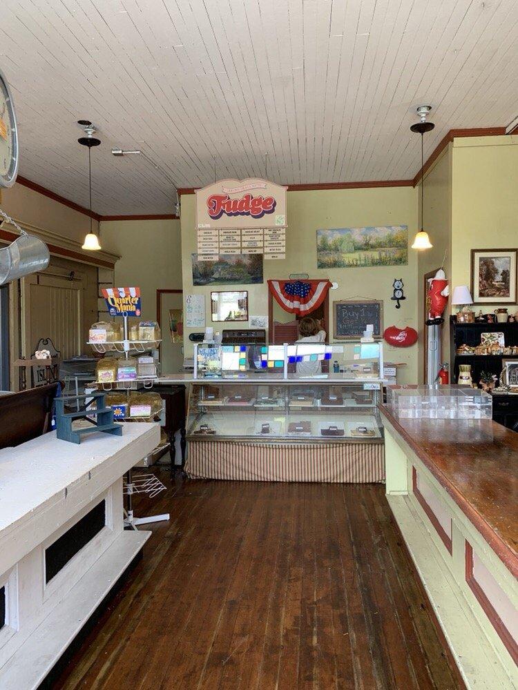 Original Island Fudge Shop: 109 Division St, Kelleys Island, OH