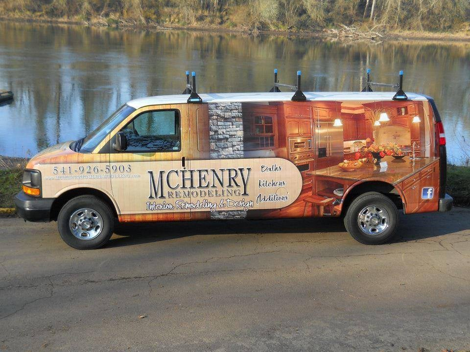 McHenry Remodeling: 606 Queen Ave SW, Albany, OR