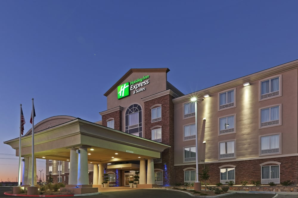 Holiday Inn Express & Suites El Paso West: 7935 Artcraft Rd, El Paso, TX
