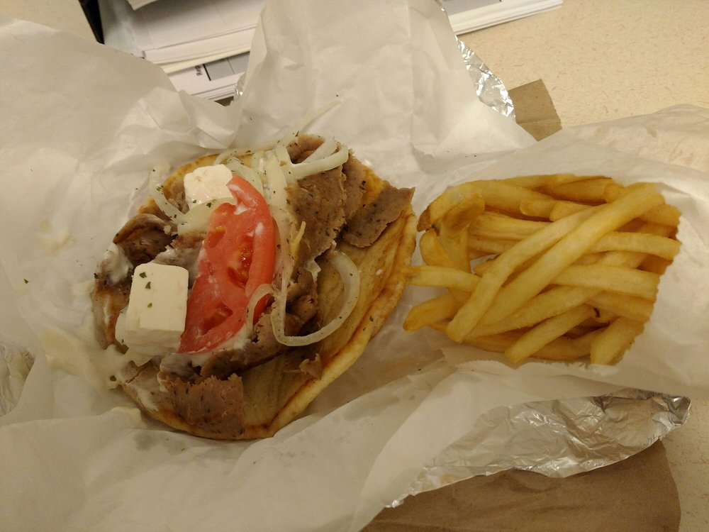 T. Allen's King Gyros: 501 N Dixie Way, South Bend, IN