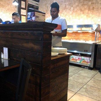 Photo Of Taj Indian Restaurant Nashville Tn United States The Buffet Area