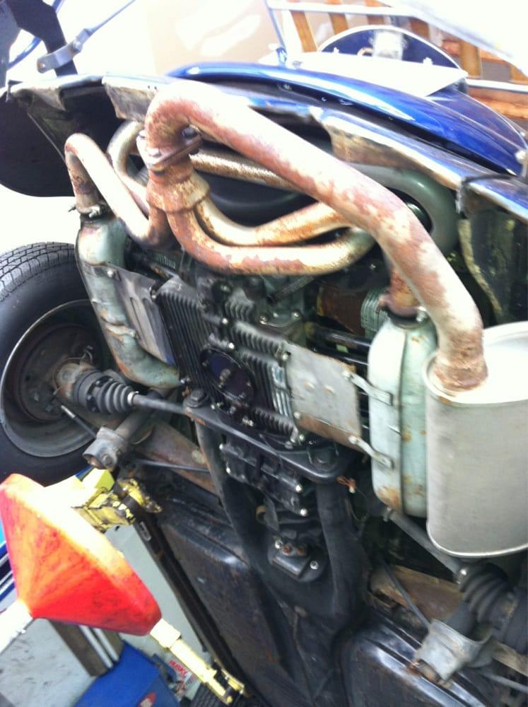 Phil Rick S Service Center Motor Mechanics Repairers