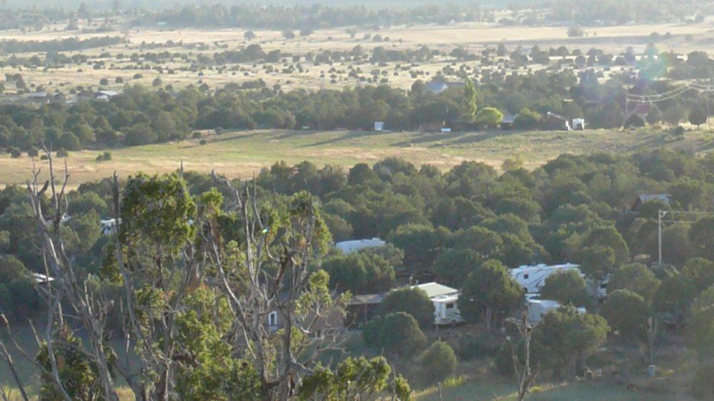 Arizona High Country Campground: 5064 Sawmill Rd, Clay Springs, AZ