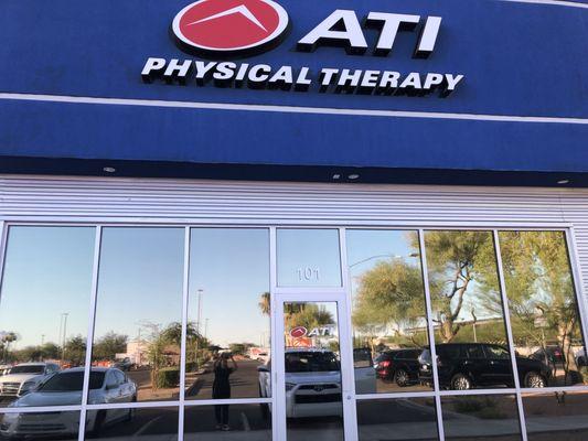 ATI Physical Therapy 1712 S Country Club Dr Ste 101 Mesa, AZ