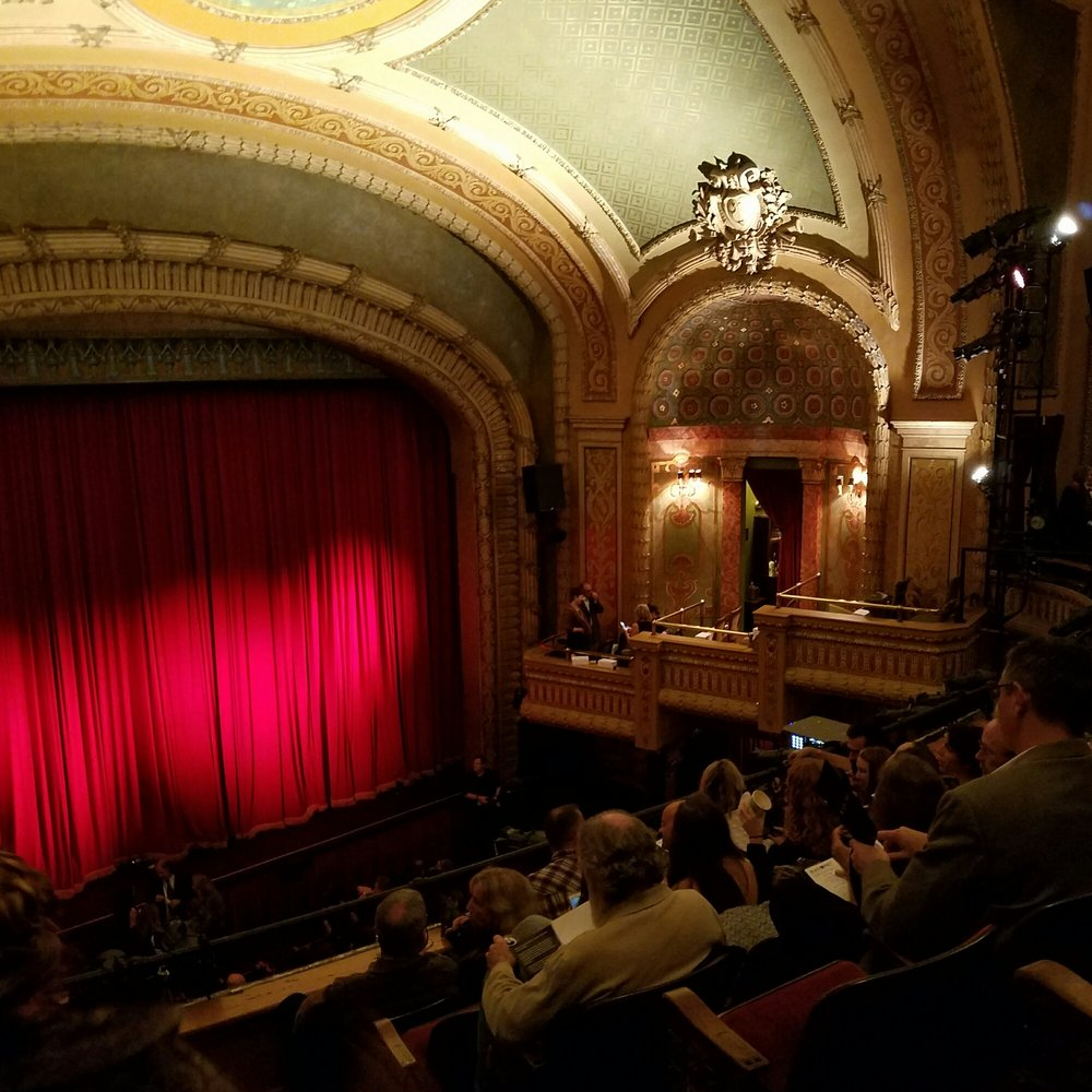 Paramount Theatre For the Performing Arts