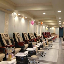 Lush nails spa iii 24 photos 48 reviews nail for 24 hour nail salon atlanta
