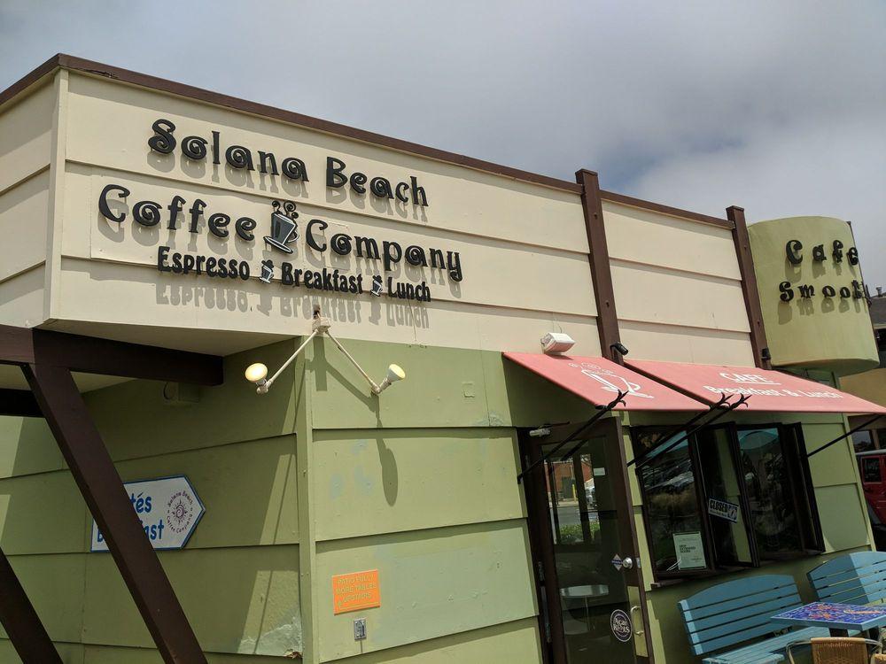 The Solana Beach Coffee Company