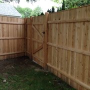 Visit Our Showroom To Photo Of Arrow Fence Marlborough Ma United States Beautiful New Cedar