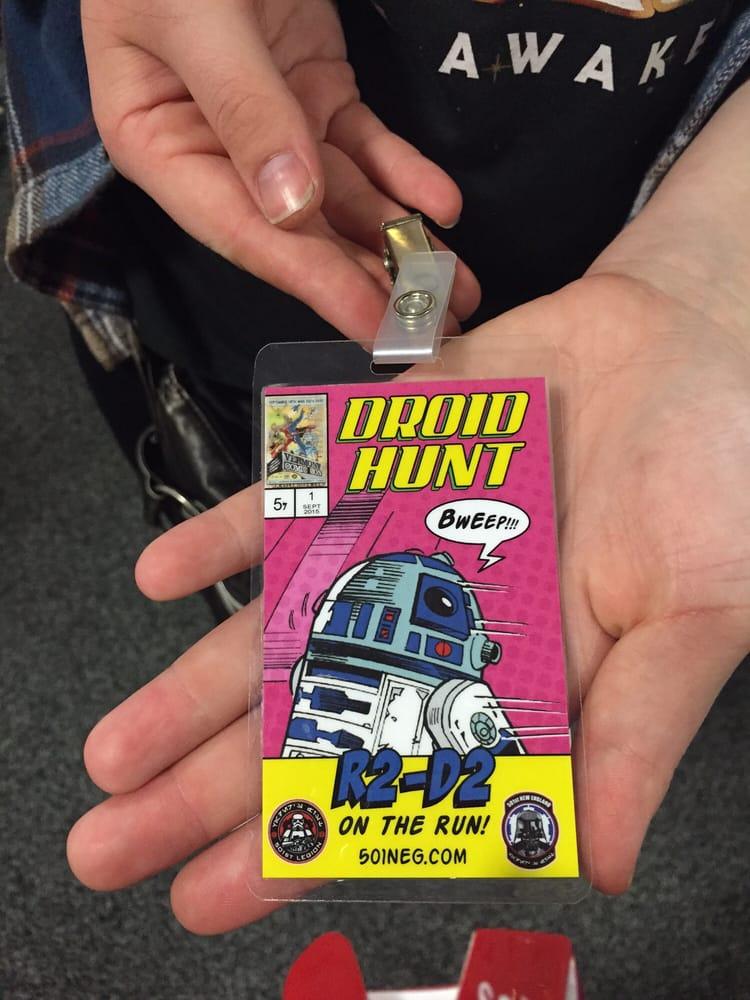Vermont Comic Con: 40 Auditorium Hill Rd, Barre, VT