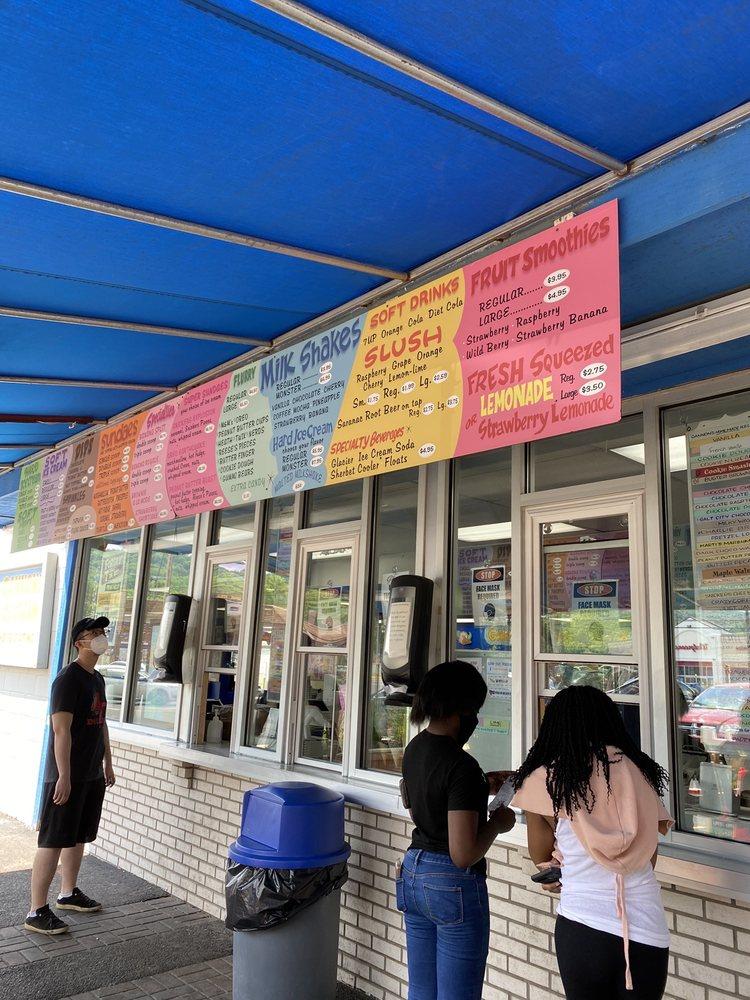 Gannon's Ice Cream: 1525 Valley Dr, Syracuse, NY