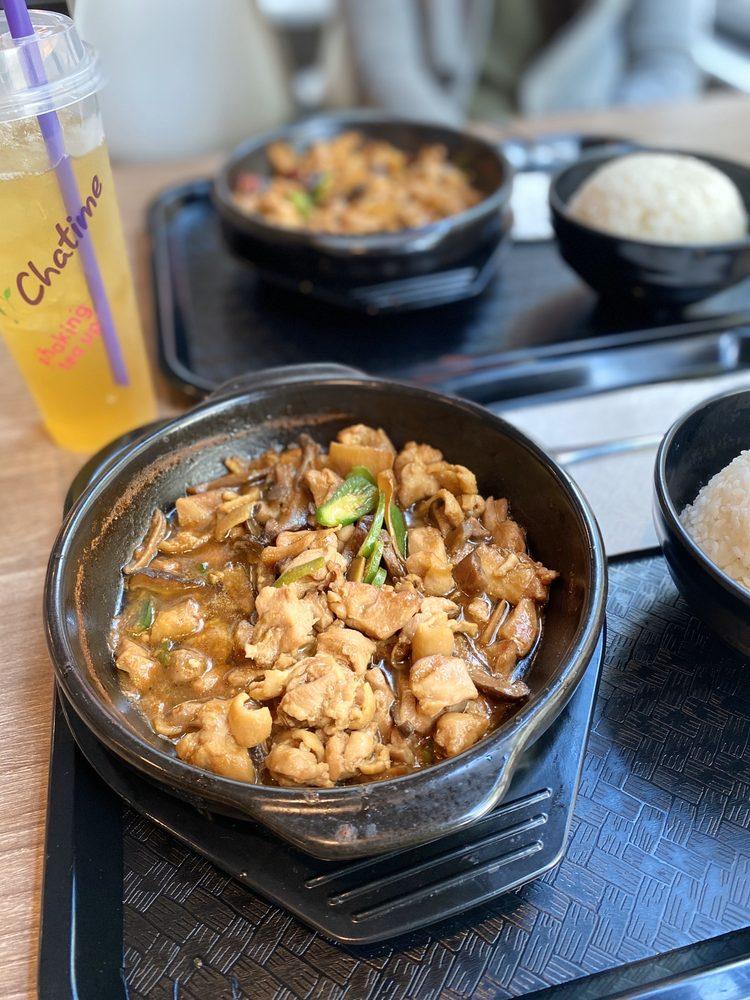 Yang's Braised Chicken Rice: 6920 Beach Blvd, Buena Park, CA