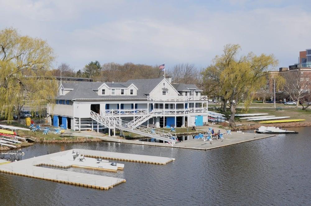 Cambridge Boat Club: 2 Gerrys Landing Rd, Cambridge, MA