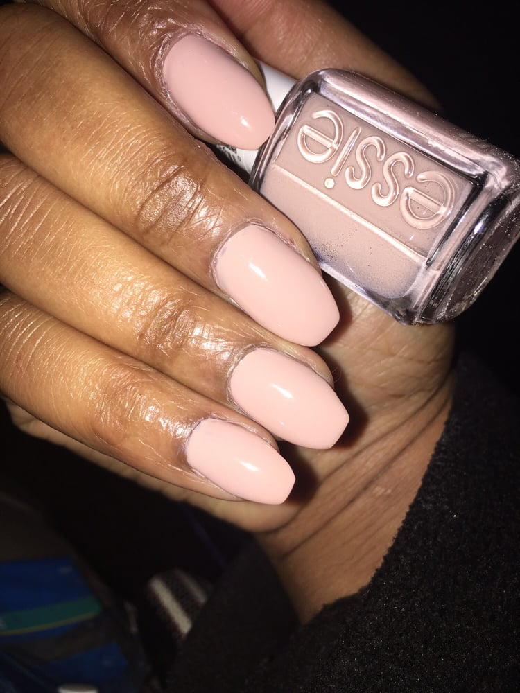 Essie #665 Topless & Barefoot...personal color to match toes - Yelp