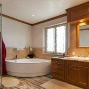 Bathroom Cabinets, Albuquerque Photo Of Davis Kitchens   Albuquerque, NM,  United States. Bathroom And Wood Furniture ...