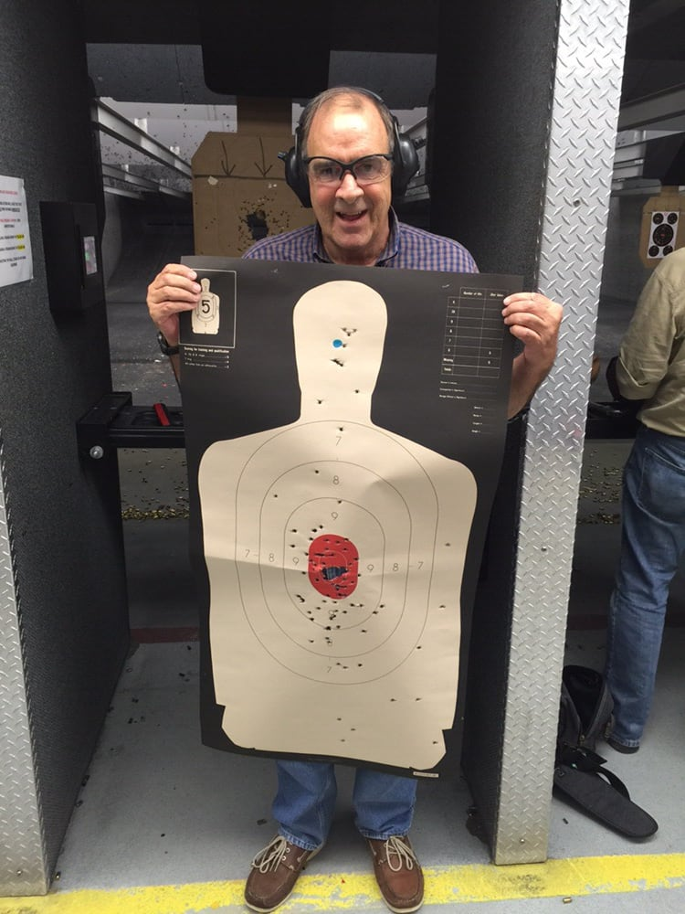 Protect & Defend Firearms Training: Alexandria, VA