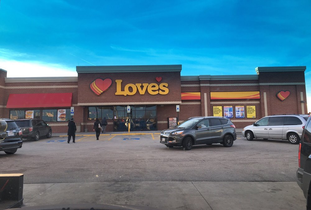 Ok Google Gas Station Near Me >> Love's Travel Stop - 12 Photos - Gas Stations - 12 W Northbrook Dr, Dwight, IL - Phone Number - Yelp