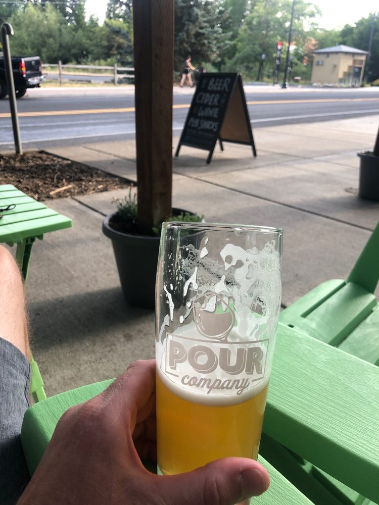 Pour Company: 402 W 6th St, Moscow, ID