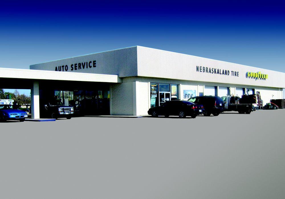 Nebraskaland Tire and Service: 1100 S Dewey, North Platte, NE
