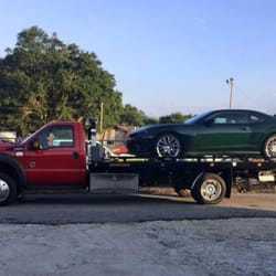 The hook up towing and recovery greenville sc