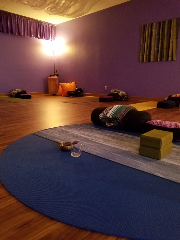 balanced living yoga & fusion studio: 101 River St, Boyne City, MI