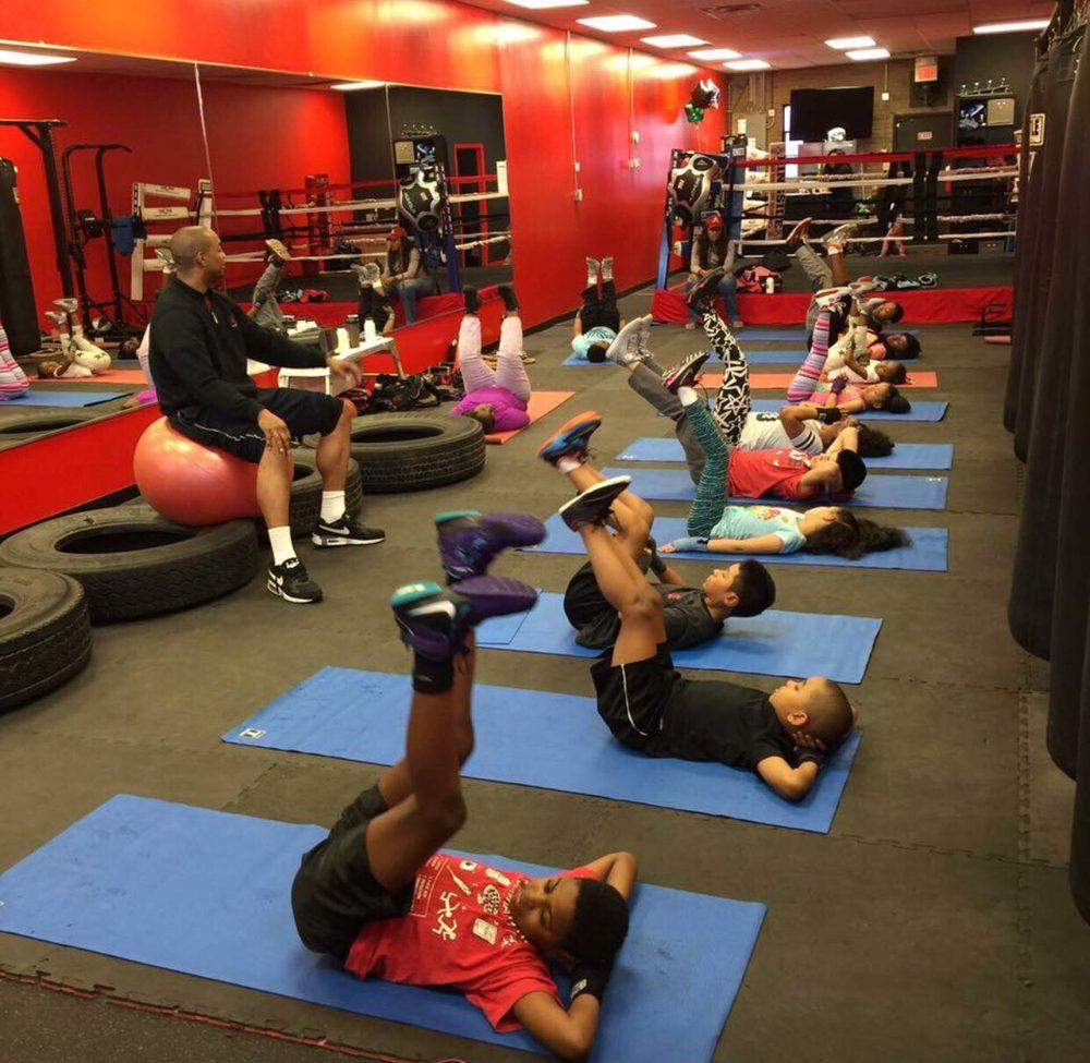 Boxing kids class summer camp - Yelp