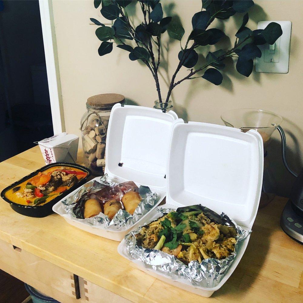 Cham Thai Cuisine At Carrboro: 370 E Main St, Carrboro, NC