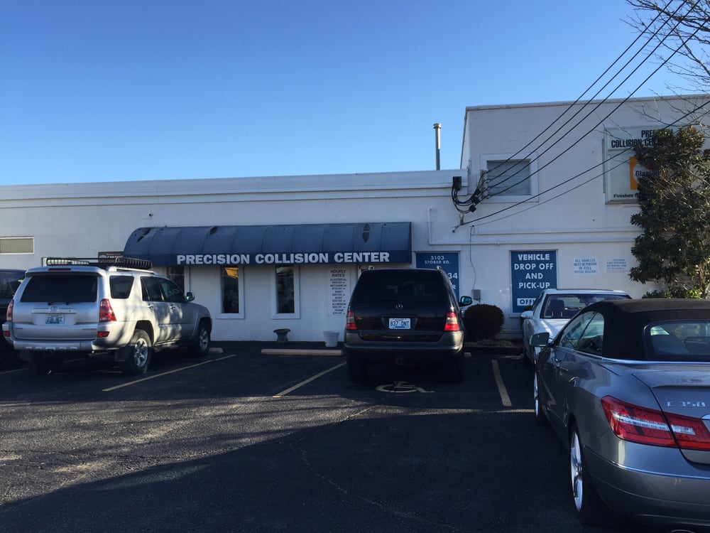 Precision Collision: 3103 Stober Ave, Louisville, KY