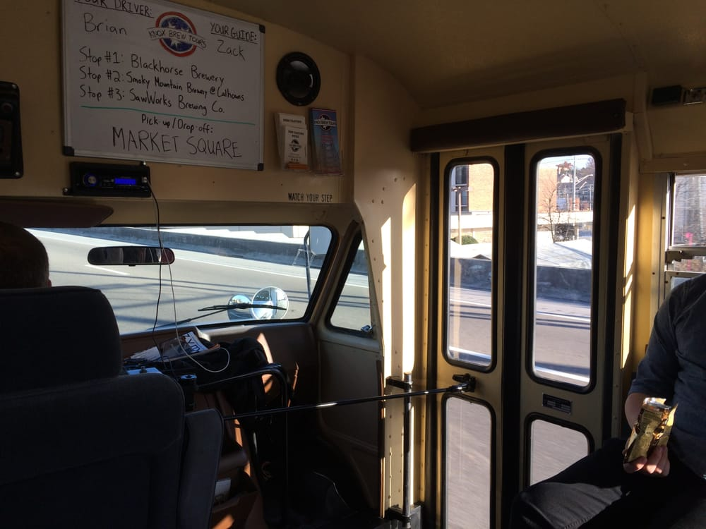 Bus Tours From Knoxville Tn