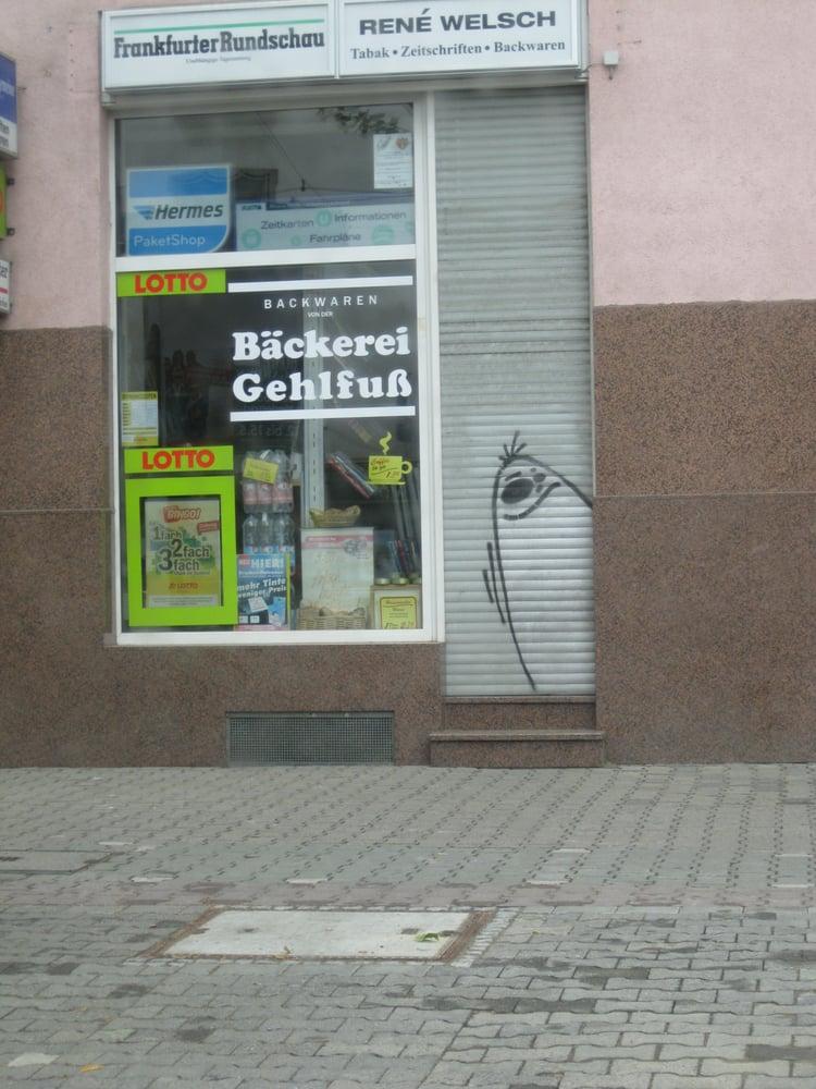 René Welsch Kiosk - GESCHLOSSEN - Kiosk & Spätkauf - Rohrbachstr. 8 ...