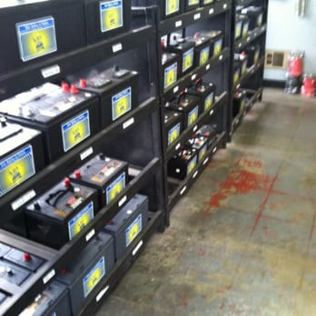Photo Of A B E Auto Battery Electric Clacs Or United States Batteries