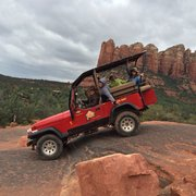 ... Photo Of Red Rock Western Jeep Tours   Sedona, AZ, United States.