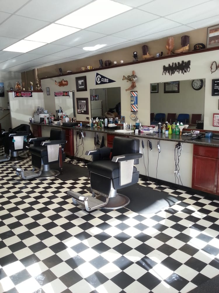For Men Only Barbershop: 2075 Prarie St, St. Charles, IL