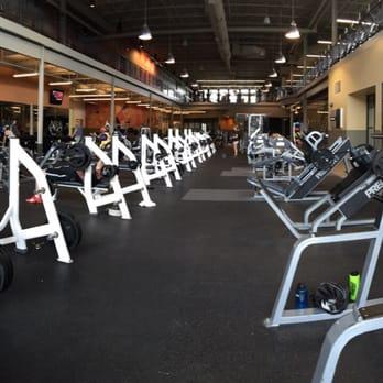 Oakley La Fitness