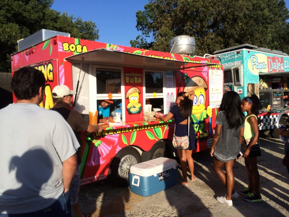 Food Truck Mania Sacramento