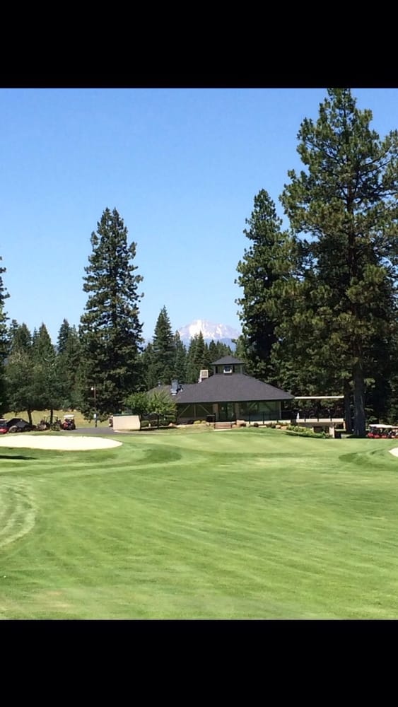 Lake Almanor West Golf Course: 111 Slim Dr, Chester, CA