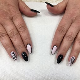 Luxury Nails Spa At The Forum Norcross Ga