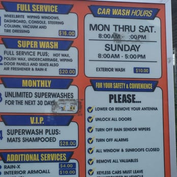 Woodbury Royal Car Wash Plainview Ny