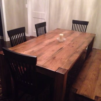 Photo Of Rustic Elements Furniture   Joliet, IL, United States. Our  BEAUTIFUL Table