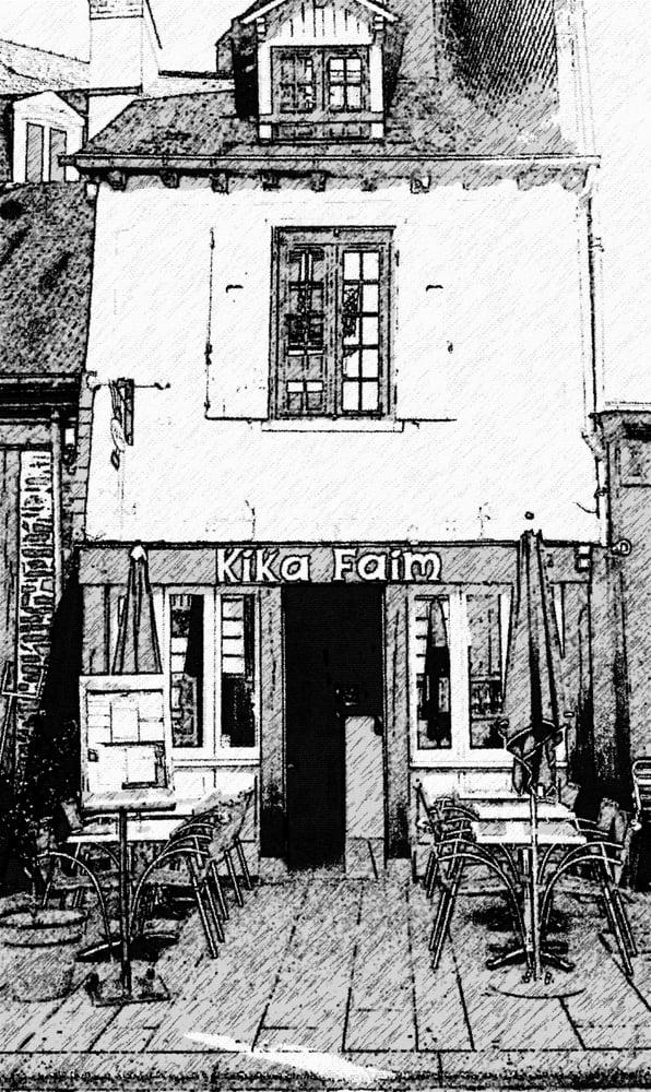 Ki ka faim closed 33 reviews crepes 32 rue de la for Restaurant o 23 rennes