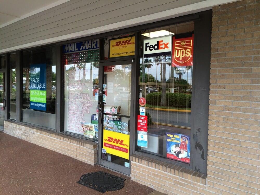 Mail Mart USA: 13727 SW 152nd St, Miami, FL