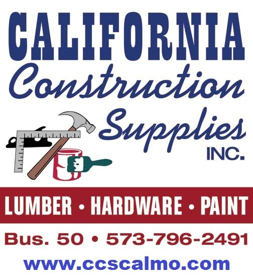 California Construction Supplies: 1113 W Buchanan, California, MO