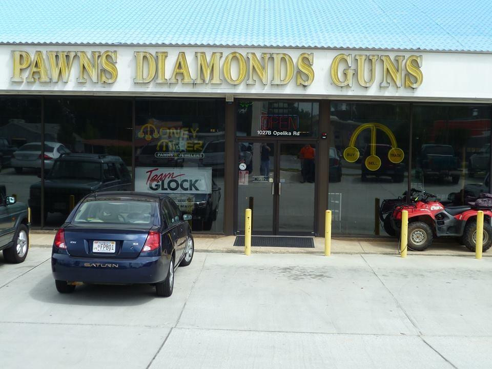 Money Mizer Pawns & Jewelers: 1027 Opelika Rd, Auburn, AL