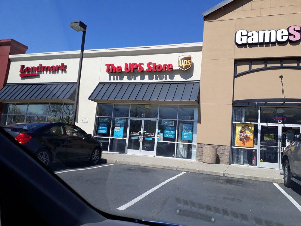 The UPS Store: 8250 Calvine Rd, Sacramento, CA