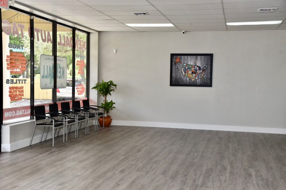 Kendall Auto Tag Agency: 13710 SW 56th St, Miami, FL