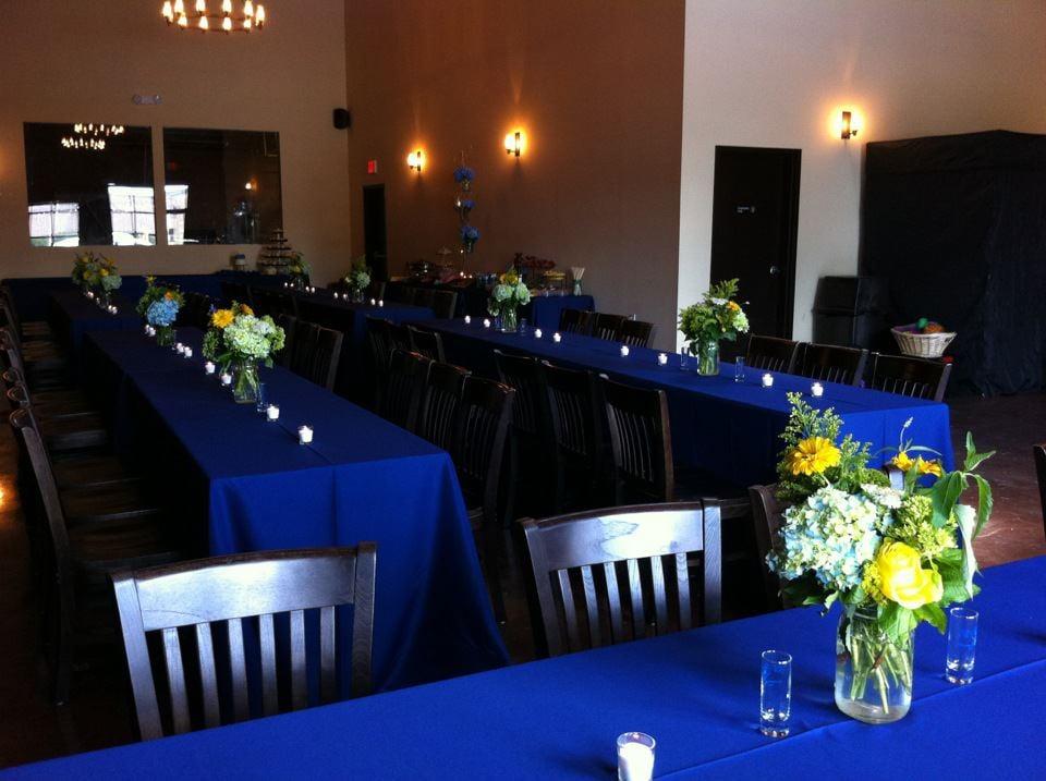 Wedding Reception At Omb Yelp
