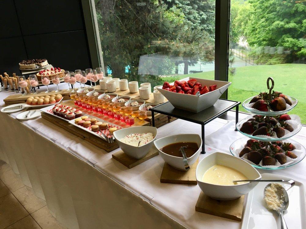 Incredible Sunday Brunch Buffet Dessert Table Yelp Download Free Architecture Designs Terchretrmadebymaigaardcom