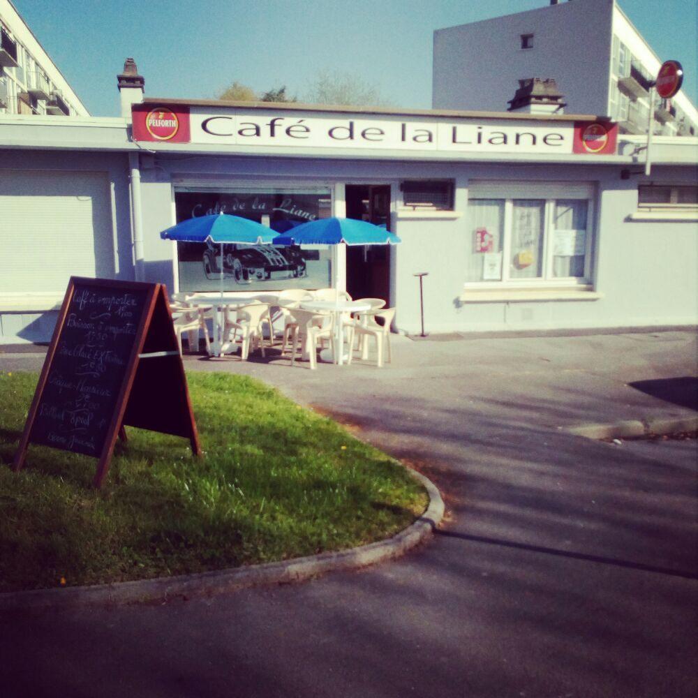 Caf Ef Bf Bd Place De France Boulogne Sur Mer